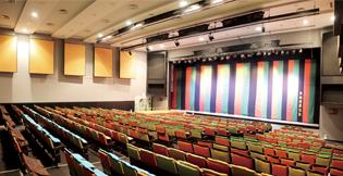 羅い舞座 京橋劇場